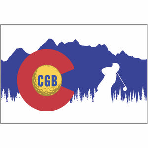 Colorado Golf Blog - Flag Only