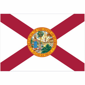 Florida State Flag for Putt-A-Round - Flag Only