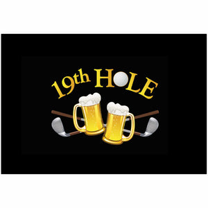Frothy Mugs 19th Hole - Flag Only