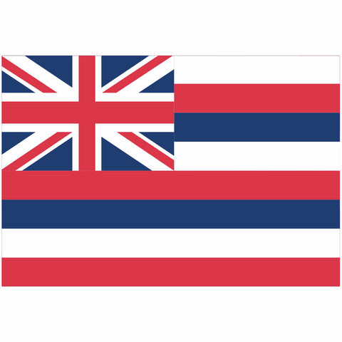 Hawaii State Flag for Putt-A-Round - Flag Only