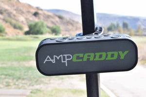 Ampcaddy Golf Bluetooth Speaker and Mount