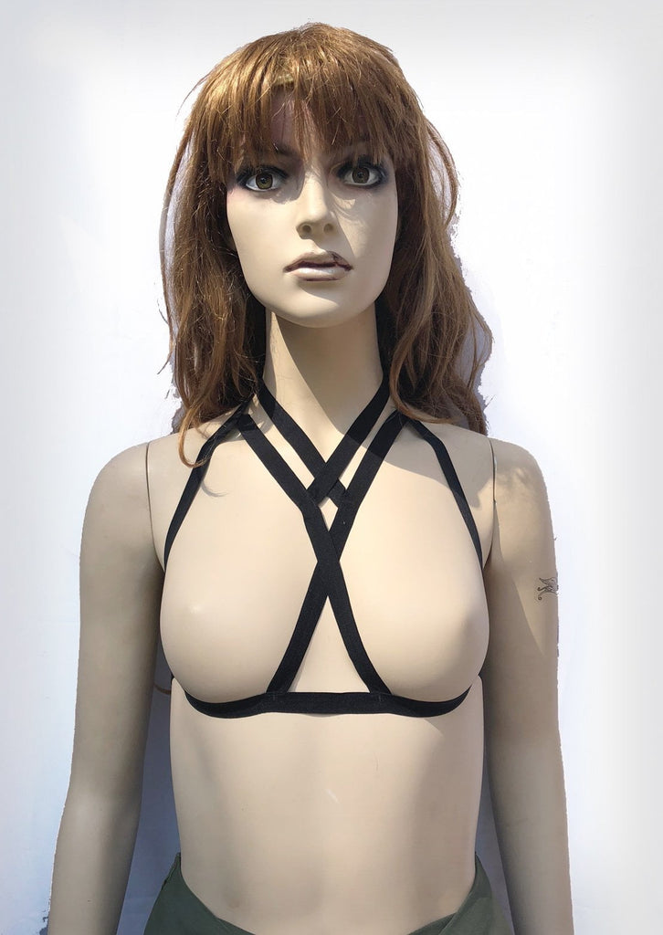 Cross harness
