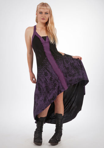 Galactic tribe dress