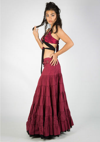 Gypsy Punk Skirt
