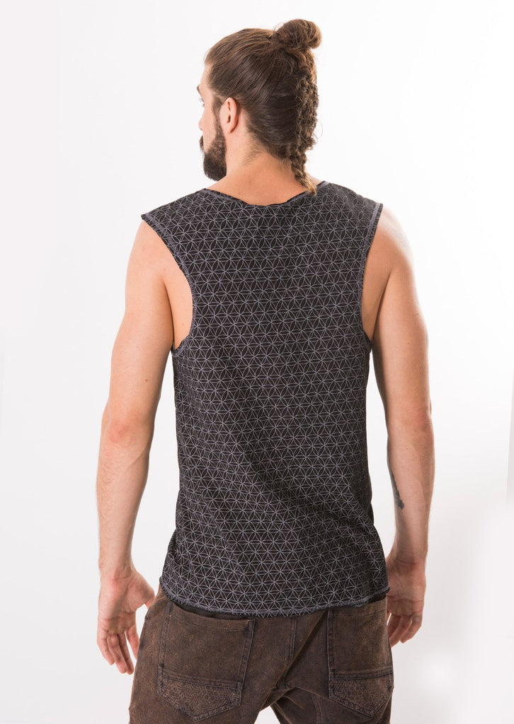 Mystic Singlet - Flower of Life