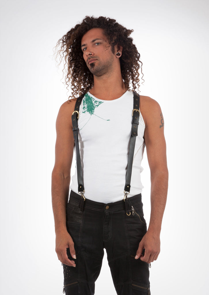 Pirate suspenders