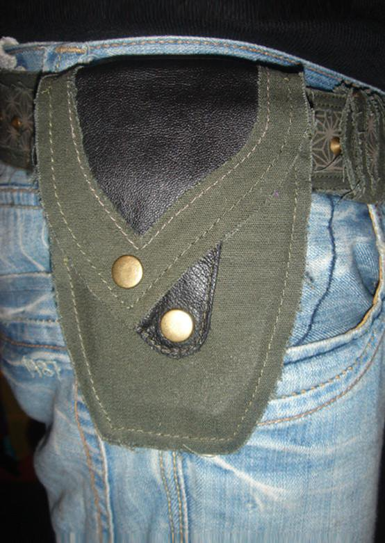 Star Seed Pocket Belt