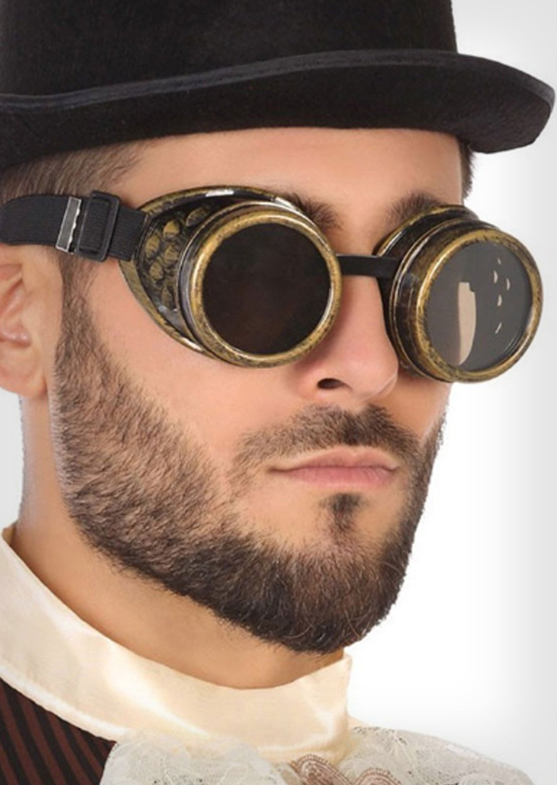 Load image into Gallery viewer, Steampunk goggles