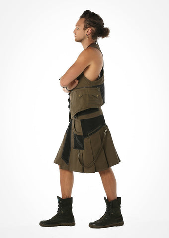 Tribal kilt