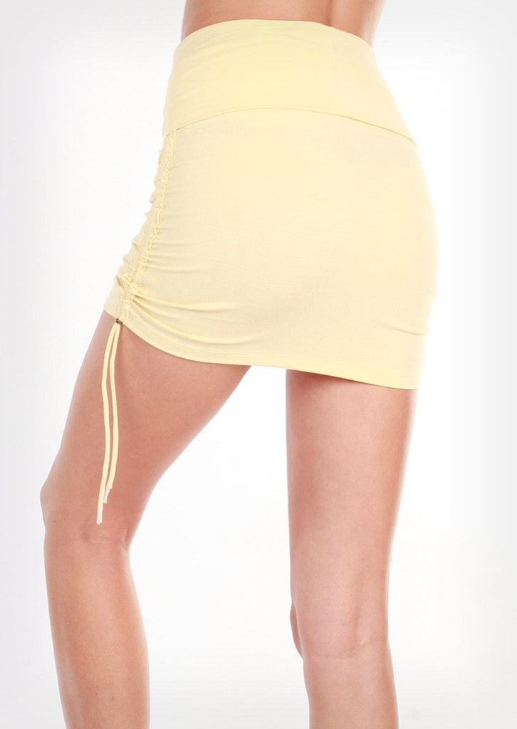 Tube mini skirt