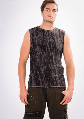 Mystic Singlet - Tree Trunk