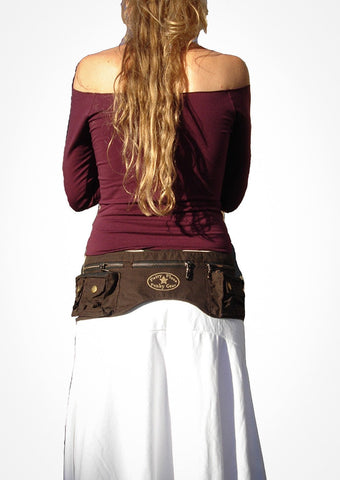 Slim Pocket Belt