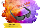 New! Covert Glasses,  HD Camcorder