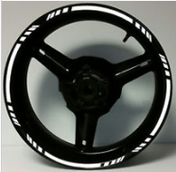 Wheel Rim Accents for 18 inch wheels