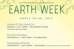 Portland State University Earth Week