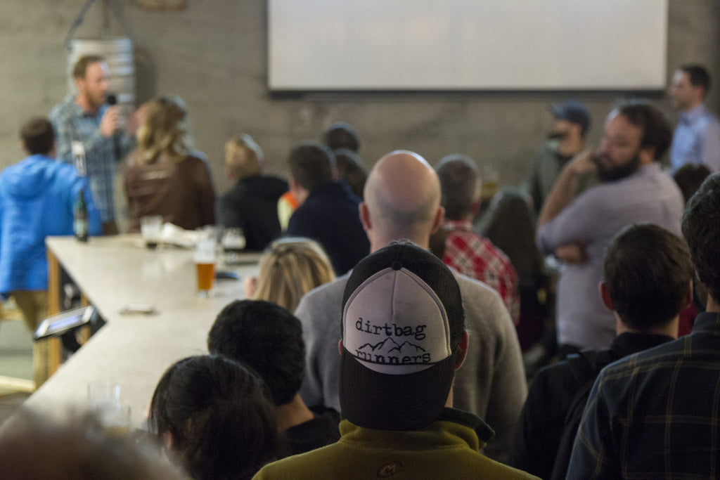 Skout Backcountry #skoutoutside Speaker Series Part 1: Dirtbag Runners