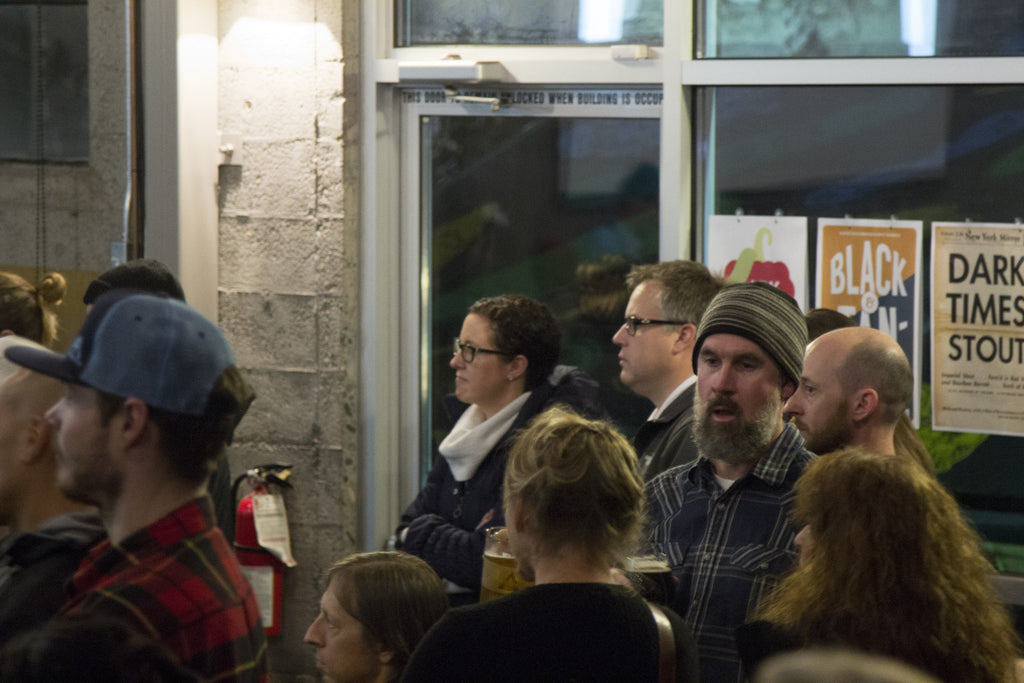 Skout Backcountry #skoutoutside Speaker Series: Crowd2