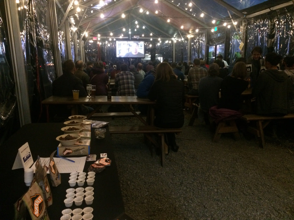 Rare Earth Adventures' Reel Rock Film Fest at Base Camp Brewing