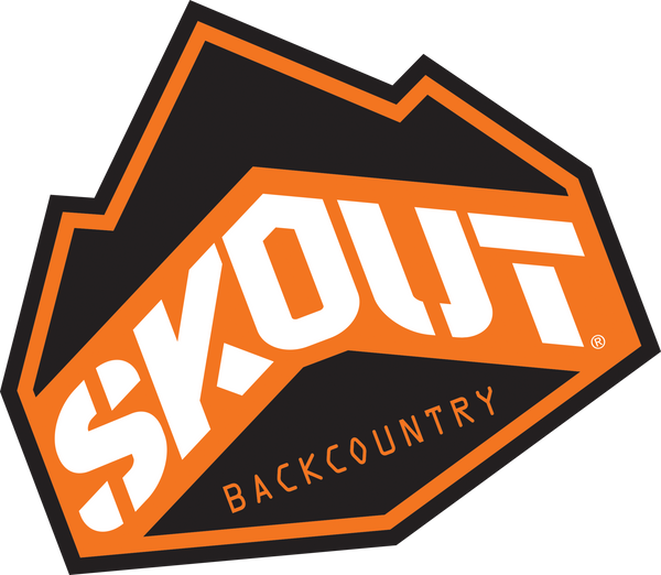 Skout Backcountry - Sticker