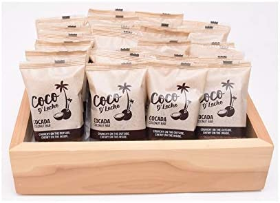 Coco DLeche Coconut Bar 1.76 oz - Cocada 50g