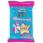 Arcor Unicornio - Candy of Gelatine 2.46 oz - Balas de Gelatina 70g