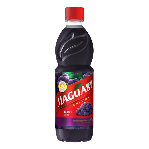 Maguary Grape Concentrated Juice 16.9 fl.oz - Suco de Uva Concentrado 500ml