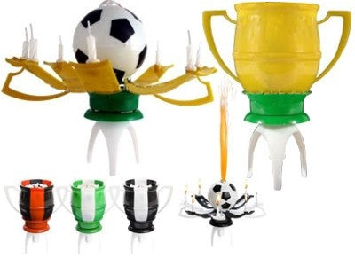 Musical Ball Candle Assorted Colors - Vela Bola Musical