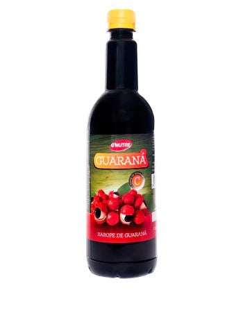 GNutre Guarana Extract - Xarope de Guarana 900ml