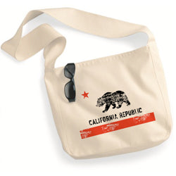 Brazi Cali Econscious California Republic Bag - Brazi Cali Sacola Eco Consciente California Republic