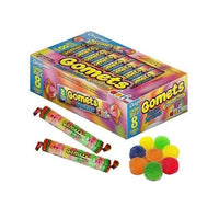 Dori Gomets Assorted Fruit Flavored Jelly Rolls - Bala de Goma de Frutas / Jujuba
