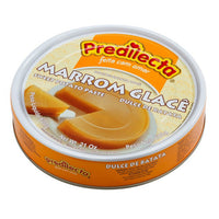 Predilecta Sweet Potato Paste 21oz - Doce de Batata Doce Marrom Glacê 600g