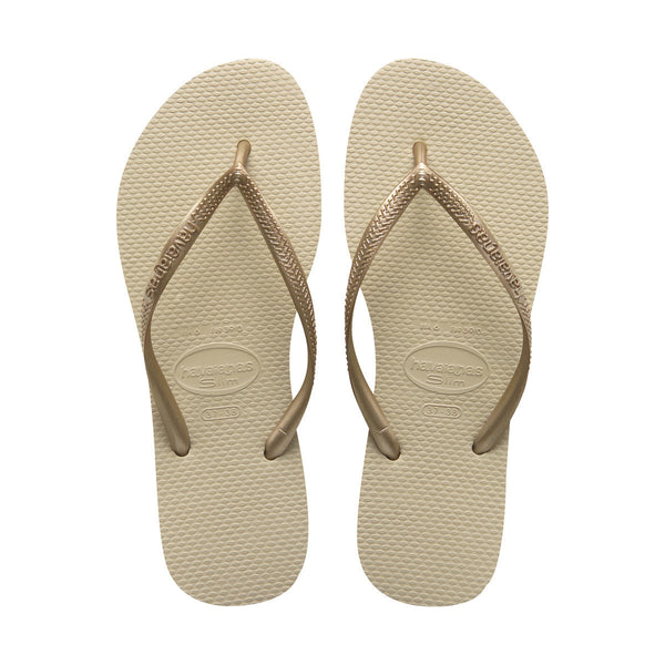 Havaianas KIDS Slim Sand Grey/Light Golden