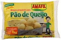 Amafil Prepared Mixture for Cheese Bread 35.2oz - Mistura para Pao de Queijo 1kg