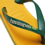 Havaianas Brazil Banana Yellow / Green