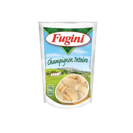Fugini Whole Champignon 100g - Champignon Inteiro 100g