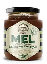 Emporio Mel Eucalipto-300g Raw Honey