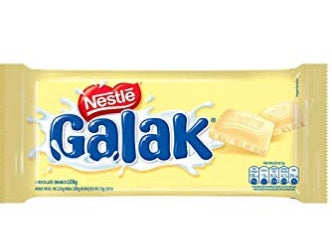 Nestle Galak White Chocolate 3.17 oz - Chocolate Branco 90g