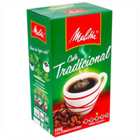 Melitta Traditional Coffee - Café Tradicional 500g