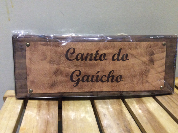 Gaucho Decoration - Decoracao para cantinho do churrasco