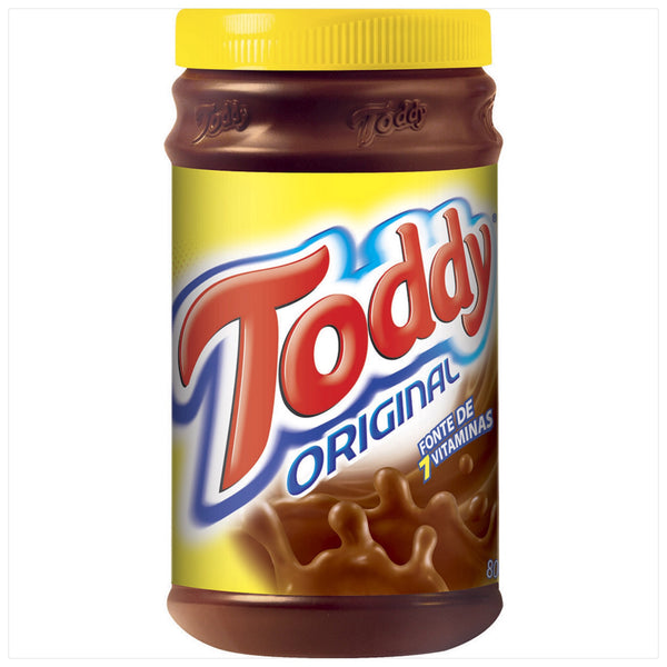 Toddy Chocolate Flavor Powder - Achocolatado 400g