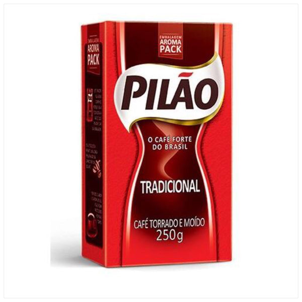Pilao Traditional Coffee 250g - Café Tradicional