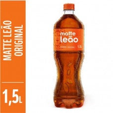 Matte Leao Natural Ready to Drink Tea 50.7 fl.oz - Cha Matte Leao Natural Pronto para Beber 1.5L