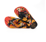Havaianas Kids Incredibles 2 Flip Flops Strawberry