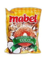 Mabel Coconut flavored Cookies 14oz - Rosquinhas sabor Coco 400g