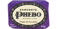 Phebo Bath Soap Purple 90g - Sabonete Toque de Lavanda 90g