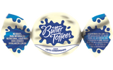 Arcor Butter Toffees Condensed Milk - Bala Trufada Leite Condensado Bag 100g