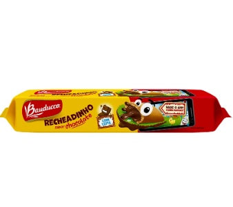 Bauducco Coockie filled with Chocolate - Recheadinho sabor Chocolate 104g
