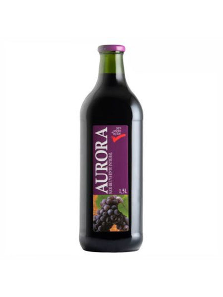 Aurora Suco de Uva 1.5L - Grape Juice