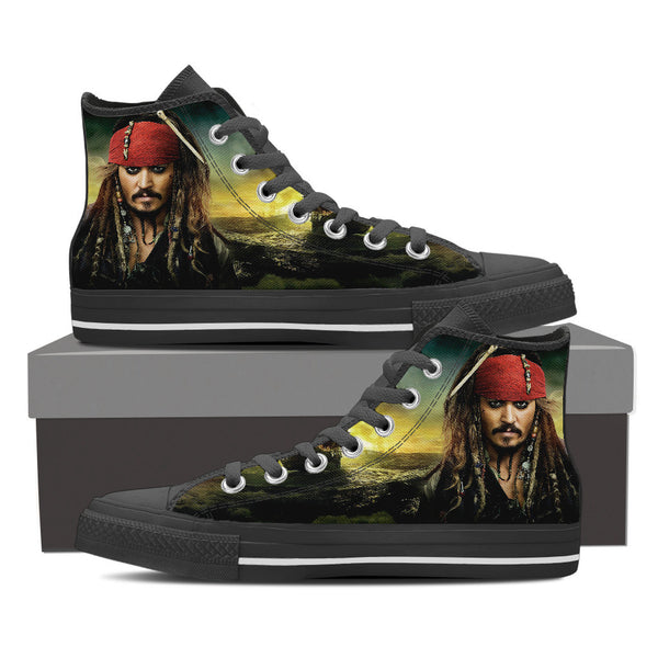 Jack Sparrow-Pirates of the Caribbean-Women's-