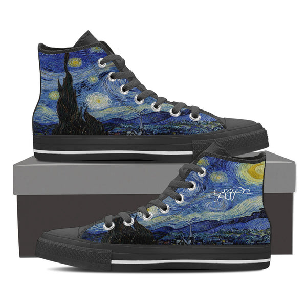 "Van Gogh-The Starry Night-Women's-""You could find the start in a starry night"""